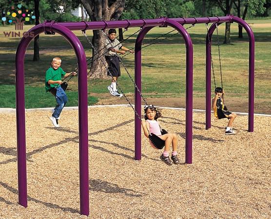 Thiết bị sân chơi trẻ em - Xích đu - 2